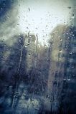 Het is een regenachtige dag Royalty-vrije Stock Foto's