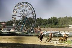 Het Eerlijke Rennen van de Staat van Maryland Stock Afbeelding