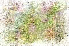 Het effect van de pastelkleurtextuur steenachtergrond stock fotografie