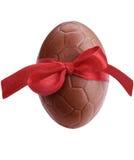 Het ei van de chocolade Royalty-vrije Stock Afbeeldingen
