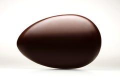 Het ei van de chocolade stock fotografie