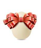 Het ei van de kip voor Pasen. Royalty-vrije Stock Foto's