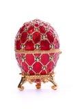 Het ei van Faberge. Royalty-vrije Stock Afbeelding