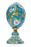 Het ei van Faberge. royalty-vrije stock foto