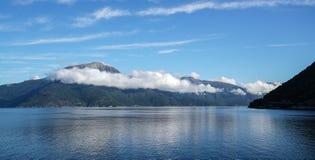 Het Eidfjord-Gebied Royalty-vrije Stock Afbeeldingen