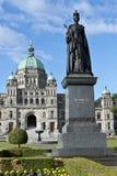 Het eiland Canada van Vancouver Stock Afbeelding