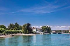 Het eiland Constance, Duitsland van hoteldominicanen Royalty-vrije Stock Fotografie