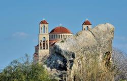 Het eiland Cyprus van de kerk Royalty-vrije Stock Fotografie