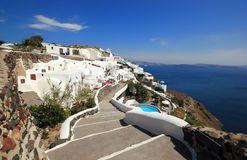 Het eiland Griekenland van Santorini Royalty-vrije Stock Fotografie