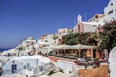 Het eiland Griekenland van Santorini Stock Afbeelding