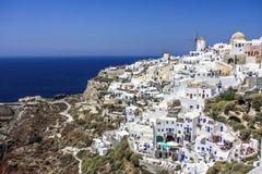 Het eiland Griekenland van Santorini Stock Fotografie