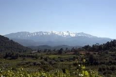 Het eiland Kreta van Griekenland van Landschape Stock Afbeeldingen