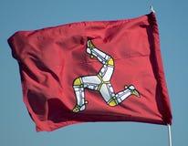 Het Eiland Man Royalty-vrije Stock Fotografie