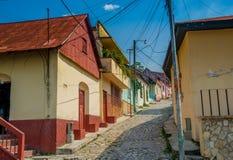 Het eiland Midden-Amerika van Islade flores Guatemala Royalty-vrije Stock Afbeelding