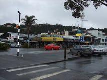 Het eiland Nieuw Zeeland van het noorden Royalty-vrije Stock Afbeelding