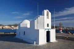 Het Eiland van Aegina stock afbeeldingen