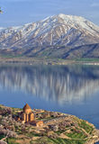 Het Eiland van Akdamar Royalty-vrije Stock Foto's