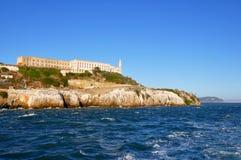 Het Eiland van Alcatraz stock foto's