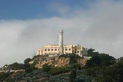 Het eiland van Alcatraz Stock Afbeeldingen