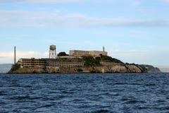 Het Eiland van Alcatraz, San Francisco, Californië. Stock Fotografie