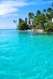Het Eiland van Bora van Bora Royalty-vrije Stock Afbeeldingen