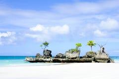 Het eiland van Boracay Royalty-vrije Stock Afbeeldingen
