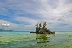 Het Eiland van Boracay Stock Afbeelding