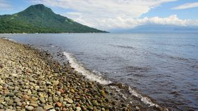 Het Eiland van Camiguin, Filippijnen Royalty-vrije Stock Afbeelding