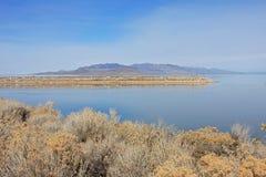 Het Eiland van de antilope, Utah Royalty-vrije Stock Afbeeldingen
