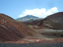 Het Eiland van de beklimming stock foto's