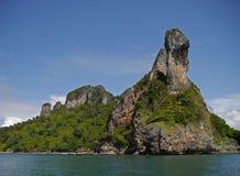 Het Eiland van de kip - Koh Poda (Thailand - Azië) Stock Fotografie