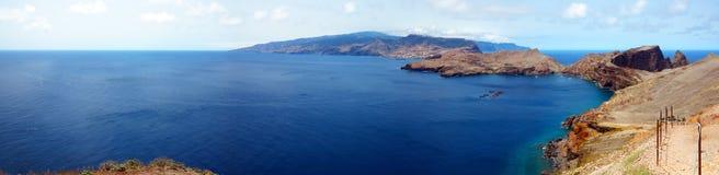 Het eiland van de meningsMadera van het panorama Royalty-vrije Stock Afbeelding