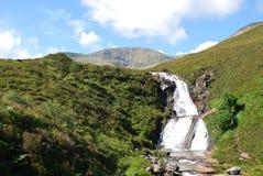 Het Eiland van de waterval van skye Royalty-vrije Stock Afbeeldingen