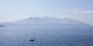 Het Eiland van Elba Royalty-vrije Stock Foto