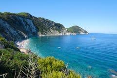Het Eiland van Elba, Italië Stock Fotografie