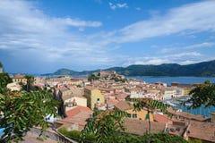 Het Eiland van Elba, Italië royalty-vrije stock foto's