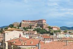 Het Eiland van Elba, Italië Stock Afbeelding