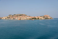 Het eiland van Elba, Italië Royalty-vrije Stock Afbeeldingen