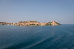 Het Eiland van Elba, Italië Royalty-vrije Stock Foto