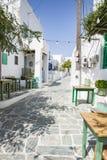 Het eiland van Folegandros, Griekenland royalty-vrije stock afbeeldingen