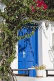 Het eiland van Folegandros, Griekenland royalty-vrije stock afbeelding