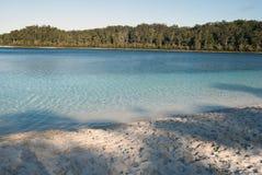 Het Eiland van Fraser, Australië Stock Afbeeldingen