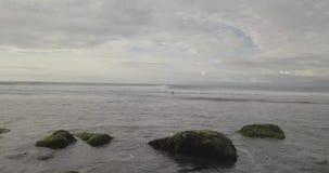Het Eiland van Gili, Indonesi? stock videobeelden
