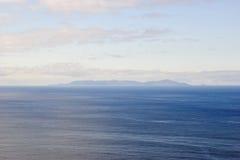 Het eiland van Graciosa Stock Afbeeldingen