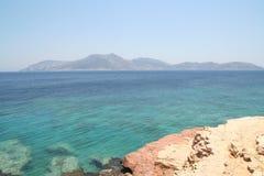 Het eiland van Griekenland royalty-vrije stock afbeelding