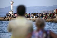 Het eiland van Griekenland - Kos- royalty-vrije stock afbeeldingen