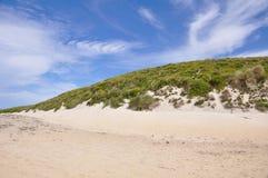 Het Eiland van Griffiths in Port Fairy, Australië stock foto's