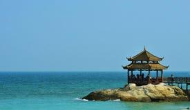 Het eiland van Hainan Stock Foto's
