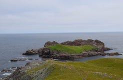 Het eiland van het hazenoor van Ferryland-Hoofd Royalty-vrije Stock Foto's