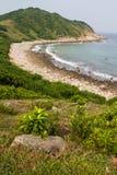 Het eiland van het gras in Hongkong Royalty-vrije Stock Foto